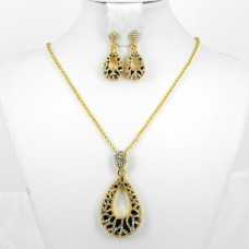 511162 Gold Necklace Set