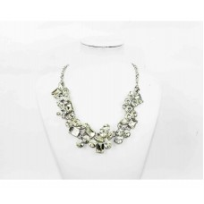 511258-101 Crystal Clear Necklace