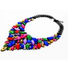511261-119  Fashion Mutli Necklace