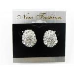 512263-101 Clear Crystal Earring