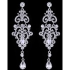 512402 CRYSTAL EARRINGS