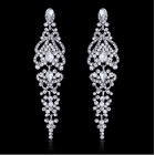 512403- 101  Crystal Earrings