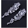 512404-101 Crystal Clear Earrings