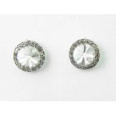 512426-101 Crystal Clear Earring