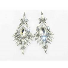512429-101 Crystal Clear Earring