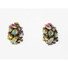 512510-101AB  Crystal Earring