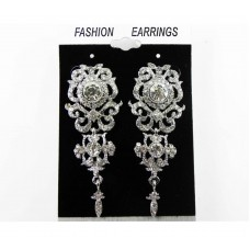 512521-101 Crystal Rhinestone Earring