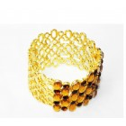 513085 -208 Crystal Oval Stretch Bracelet