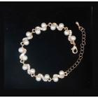 513111-209R Bracelet & Pearl in Rose Gold
