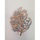 515110-209  Rose Gold Brooch