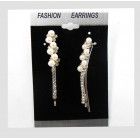 516092-201R  Pearls Hair Clip in Rose Gold