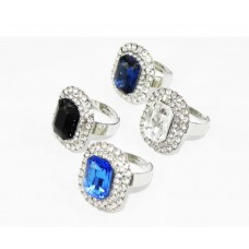 517331 Ring  Set of 4 Colors