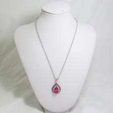 518086 pink  pendant