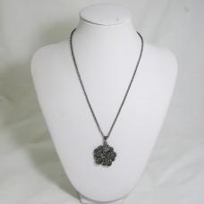 518087 black in black pendant