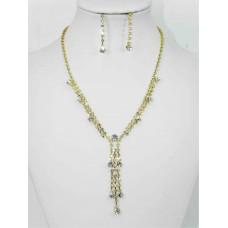 591300 Gold Necklace Set