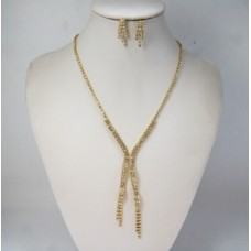 591497-201 Gold Necklace Set