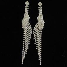 592321 silver earring