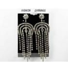 592167-101 Fashion Earring in Silver