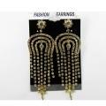592167-201  Fashion Earring in Gold