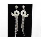 592255-101 Fashion Earring in Silver