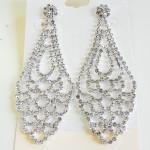 592346 Silver Earring