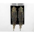 592391-201R-AB Fashion Earring in Gold AB