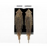 592391-201R  Fashion Earring in Rose Gold
