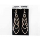 592429-209 Fashion Earring in Rose Gold