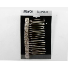 596148-201R  Hair Comb in Rose Gold