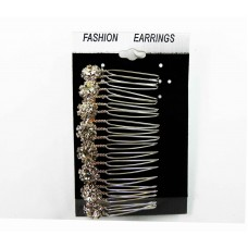 596151-201R   Hair Comb in Gold