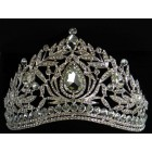 616044-101 Clear Crystal in Silver Tiara