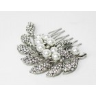 716017-101 Crystal Hair Comb