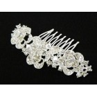 716052 Crystal Hair Comb
