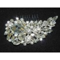 716332-101 CRYSTAL   HAIR COMB