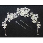 716327-101 Crystal Hair Piece