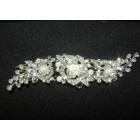 716338-101  HAIR COMB WITH PEARL