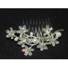 716340-101  HAIR COMB WITH PEARL