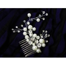 716344 Handmade Bridal Hair Comb