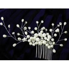 716345  Handmade Bridal Hair Comb