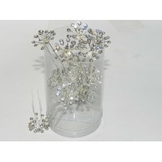716348  Crystal Hair Pin (10 PCES)