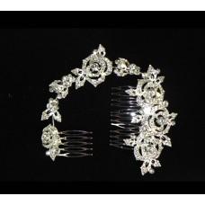 716353 Bridal Crystal Hair Comb