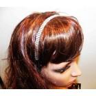 796041-3 -101  Silver Head Band