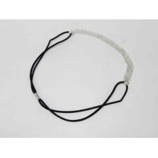 796041-4 Silver Head Band