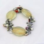 893008 clear  bracelet