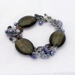 893008 black  bracelet