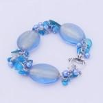 893008 blue  bracelet