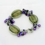 893008 purple  bracelet