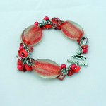 893008 red  bracelet