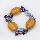 893008 brown  bracelet