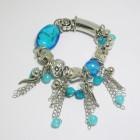 893035 blue  bracelet
